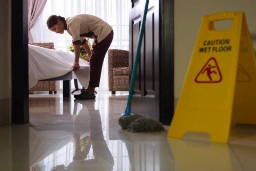 Albasud - Las que limpian los hoteles