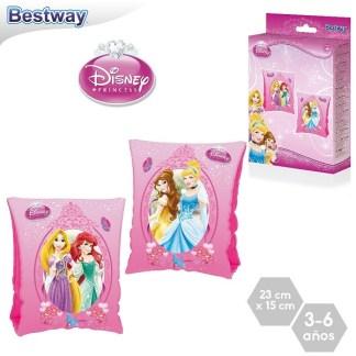 Braccioli Walt Disney Princess 23x15 cm Bestway 91041
