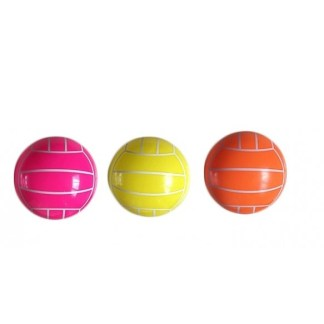 Pallone Mini Volley fluo neon 14cm