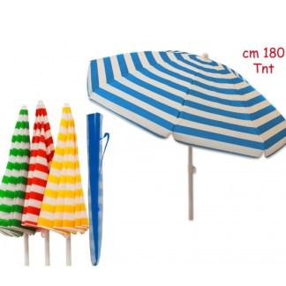 Ombrellone Spiaggia TNT 180 cm