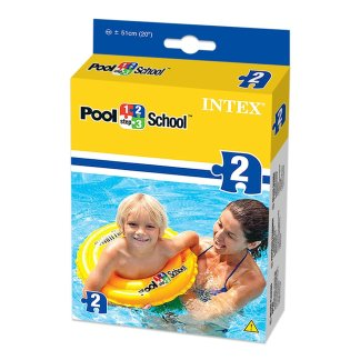Salvagente Pool School Intex 58231EU