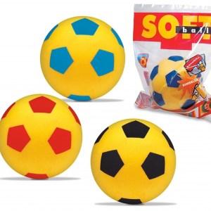 Pallone Morbido Gommapiuma Mondo 20 cm