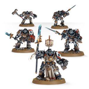 Cavalieri Grigi Terminator – WH40k