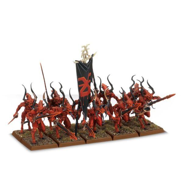 Sanguinari di Khorne dei Demoni del Caos