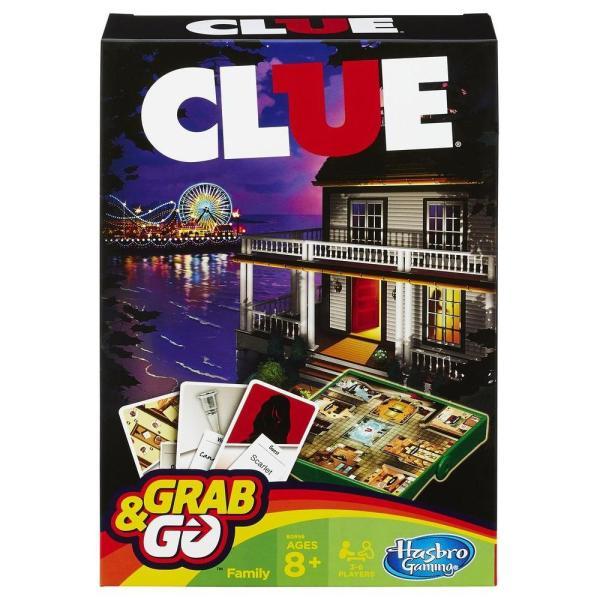 Cluedo Travel - B0999 Hasbro