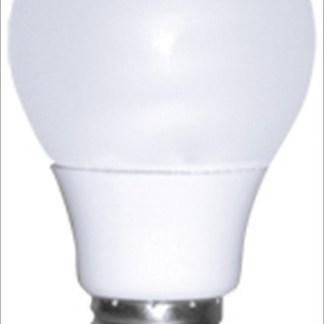 Lampadina E27 risparmio sfera 15W 4200K risparmio energetico