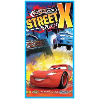 Telo Mare Cars Saetta Mcqueen Disney Cotone