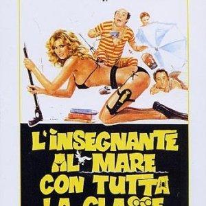 Insegnante Al Mare Con Tutta La Classe (L') - DVD