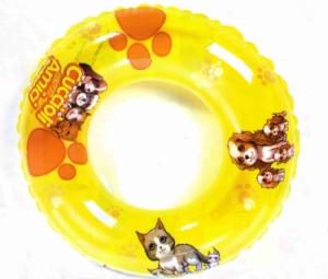 Salvagente Cuccioli Cerca Amici 50cm giallo
