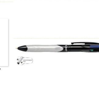 Penna Sfera Bic STYLUS 4 Colori
