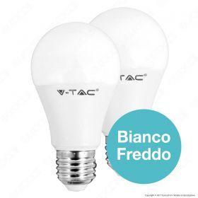 Lampadina LED E27 11W 1055lm Bulb A60 (Conf 2 pezzi)