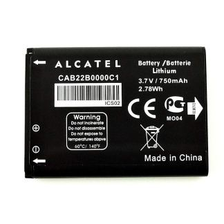 Batteria Alcatel CAB22B0000C1 Originale (Bulk)