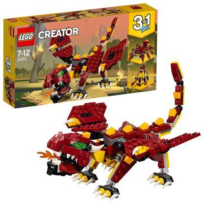 Lego Creator Creature mitiche 31073