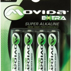 Batterie Stilo AA Alcaline LR6 Movida 4pz