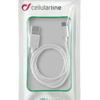 Cavo Dati e Ricarica Type-C 1 metro Cellularline