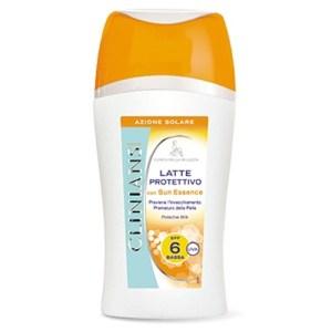 Clinians Latte Solare Protettivo SPF 6 - 200ml