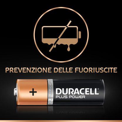 Batterie Stilo AA Alcaline LR6 Duracell Plus Power