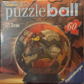 Puzzle Ball 3D Globo Gormiti