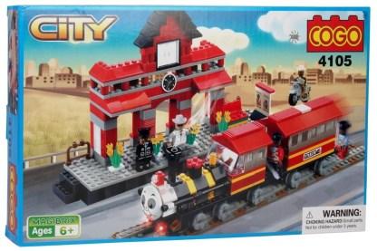 Costruzioni Cogo Stazione dei Treni 4105