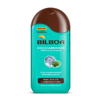 Bilboa Docciabronze Doccia Shampoo Menta Glaciale