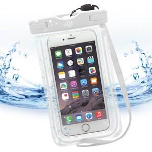 Custodia Waterproof universale FLUO per smartphone