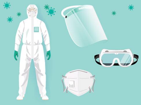 Prodotti di igiene e DPI