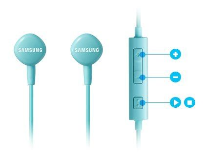 Auricolari Samsung In-ear Wired Headset(HS1303) con jack 3.5mm