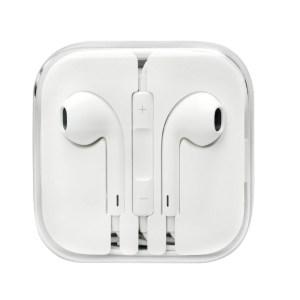 Auricolari EarPods Stereo con microfono universali Jack 3.5mm