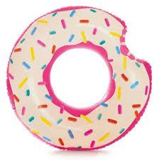 Ciambellone Salvagente a Ciambella Maxi 94 cm Rainbow Donut