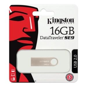 Pen Drive DataTraveler SE9 - Drive Flash USB Kingston