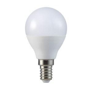 Lampadina LED E14 320lm Miniglobo P45 4W (30w)