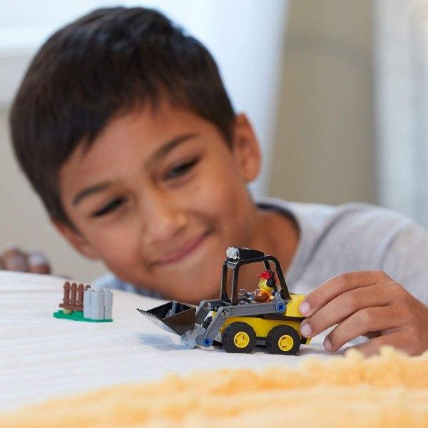 LEGO City - Ruspa da cantiere, 60219