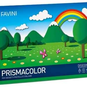Album in cartoncino Favini Prismacolor D4 24x33 cm