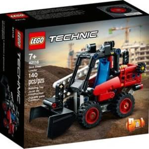 LEGO Technic Bulldozer - 42116 2 in 1