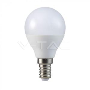 Lampadina LED E14 470lm Miniglobo P45 5.5W (40w)