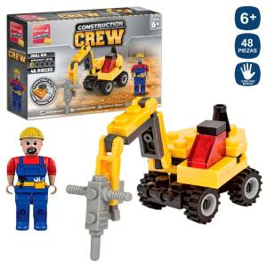 Costruzioni Perforatrice 48 pezzi