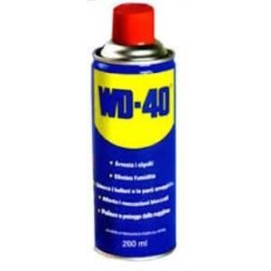 Lubrificante Spray Wd40 Multifunzione 200 ml
