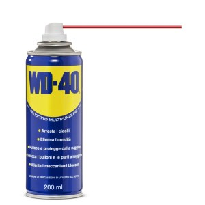 Lubrificante Spray Wd40 Multifunzione 200 ml