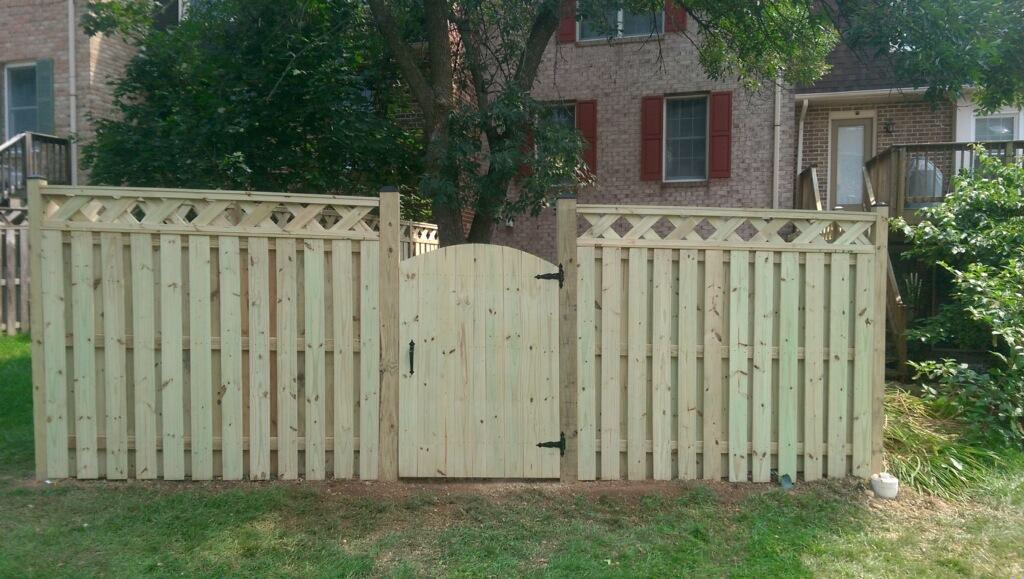 Creative Fence Ideas For Spring 2016