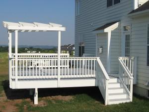 Azek Composite Deck Frederick County