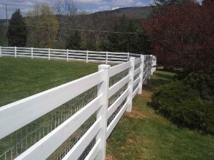 Wood Fence Frederick County