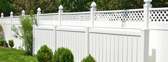 fences fence installation trees backyard albaugh & sons