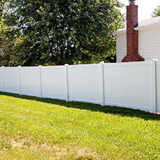 Service - Fence Materials