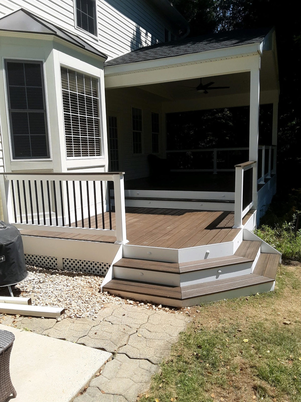 Albaugh & Sons' Decking Services in Woodsboro, MD