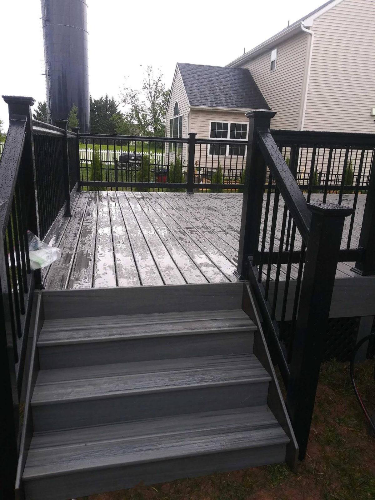 High Quality Decks in Walkersville, Maryland