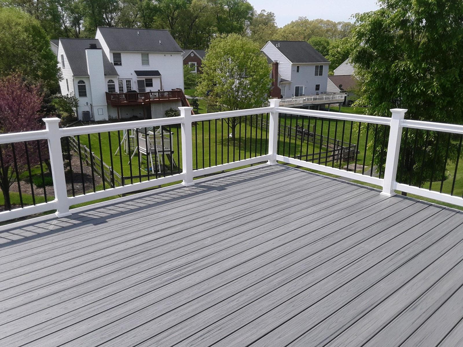 High-Quality Decks in Jefferson, Maryland