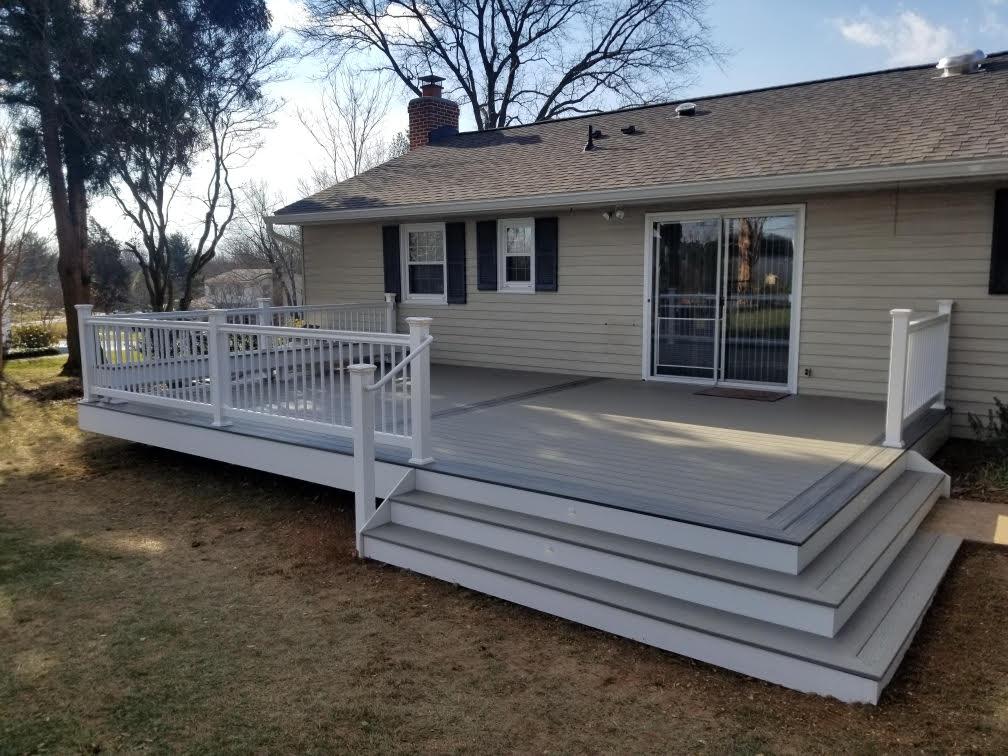 Fantastic Decks in Adamstown, Maryland