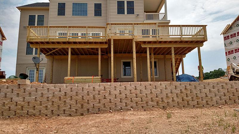 Wood Deck 10