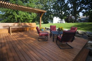 Wood as a Low Maintenance Decking Solution