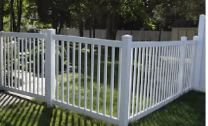 Maintaining your Vinyl Fencing